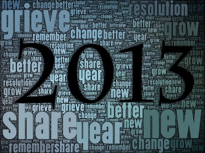 Grief New Year's Resolutions