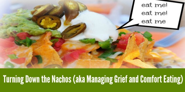 exercise grief and comfort eating