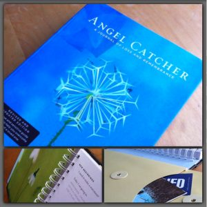 angel catcher grief journal 2