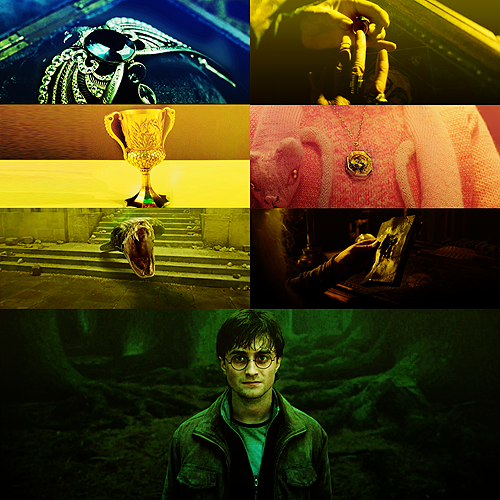 The 8 Horcruxes of Grief: The Harry Potter Grief Model