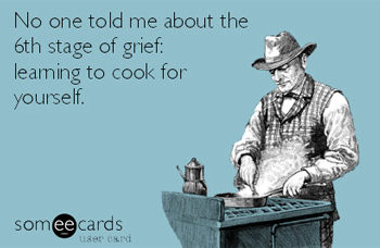 Coping With Cooking After a Death
