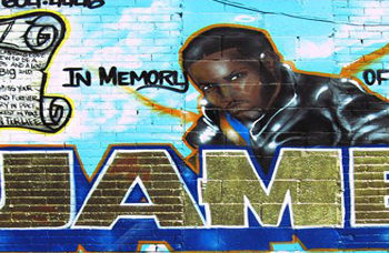 memorial murals