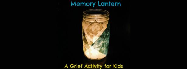 memory lantern activity