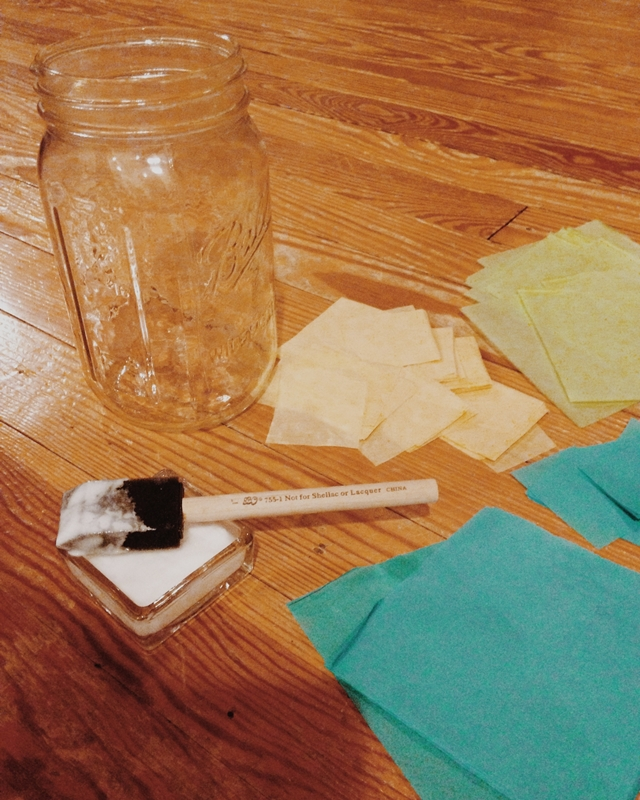 grief memory jar