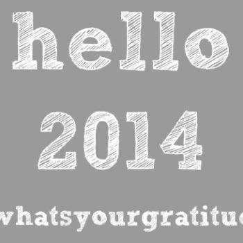 A Grateful Farewell to 2013