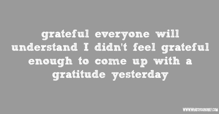 gratitude 27