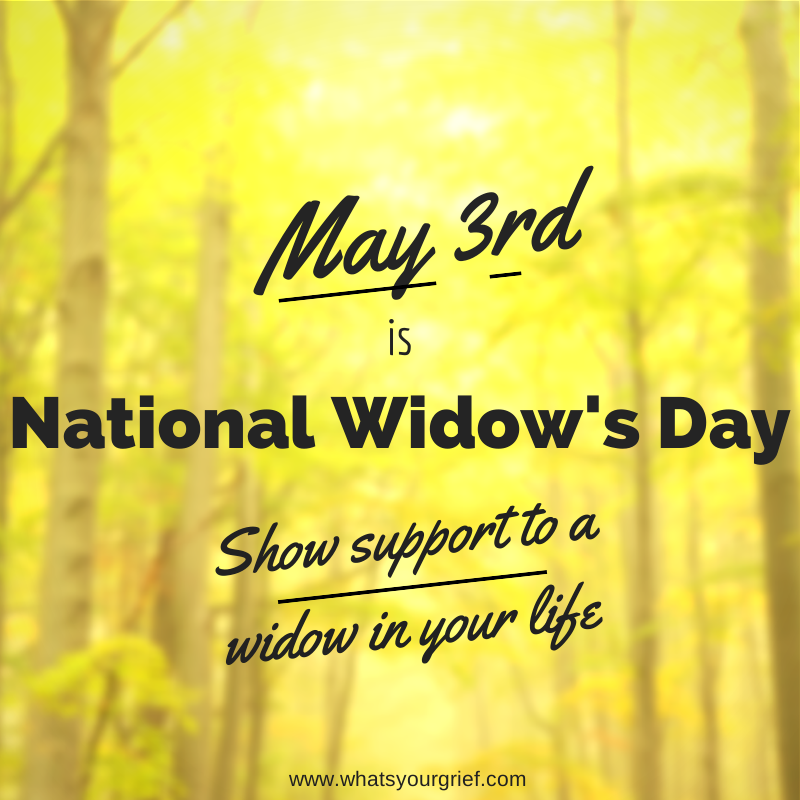 National Widows Day