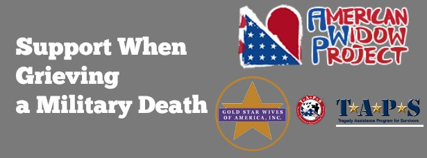 grieving a military loss