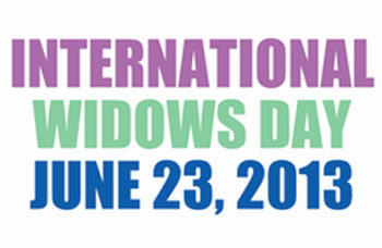 international widows day june 23