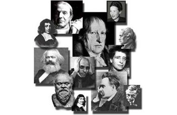my grief support group: philosophers