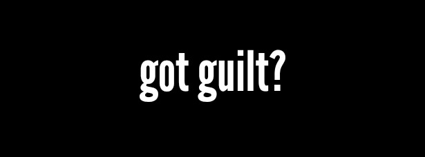 guilt and grief