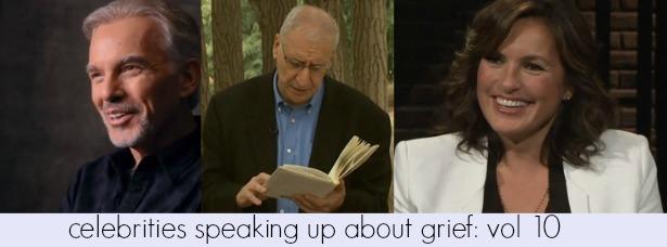 celebrity grieving
