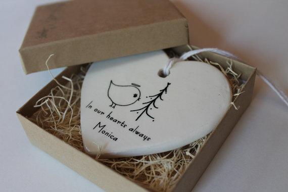 sympathy gift ornament 3