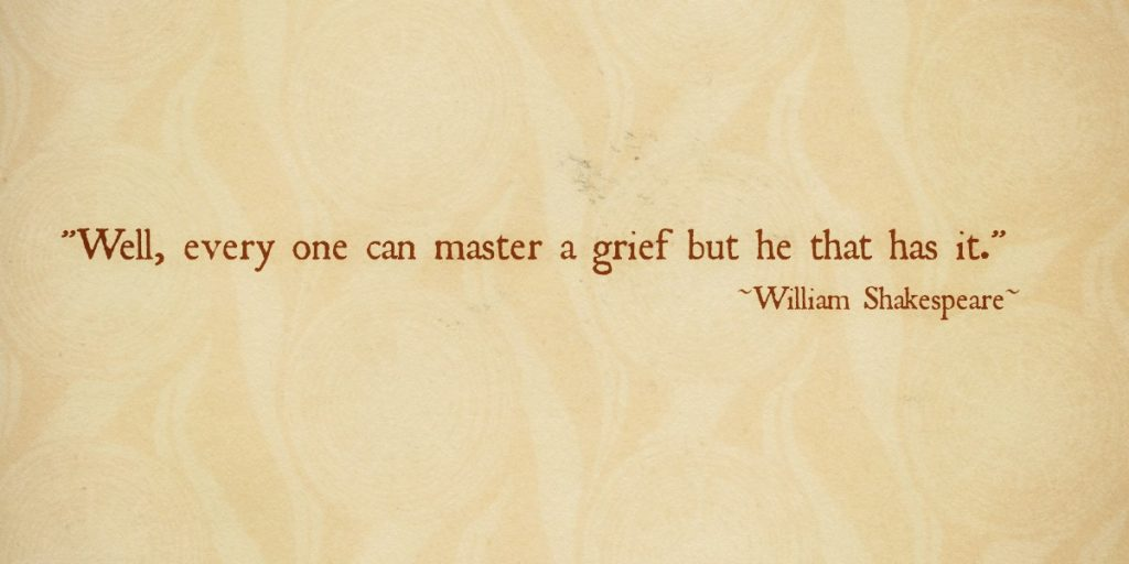 master a grief