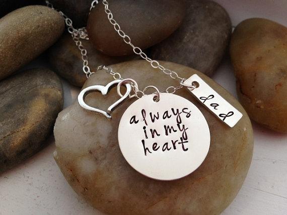 memorial necklace 2