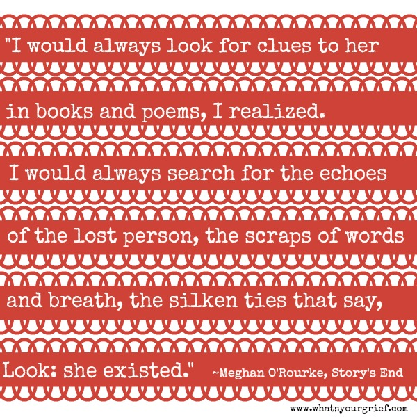 64 Quotes About Grief, Coping and Life After Loss - What\'s Your Grief