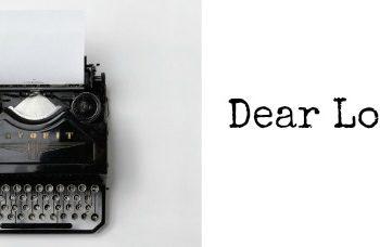 Dear Love: Healing Through Writing Letters