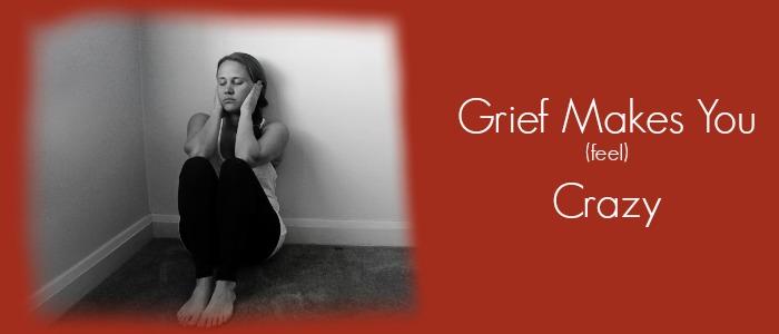 grief makes you crazy