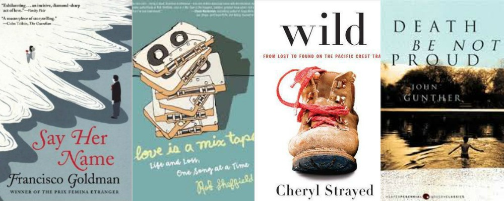 32 Books About Death and Grief