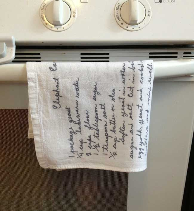 handwritten-recipe-tea-towel