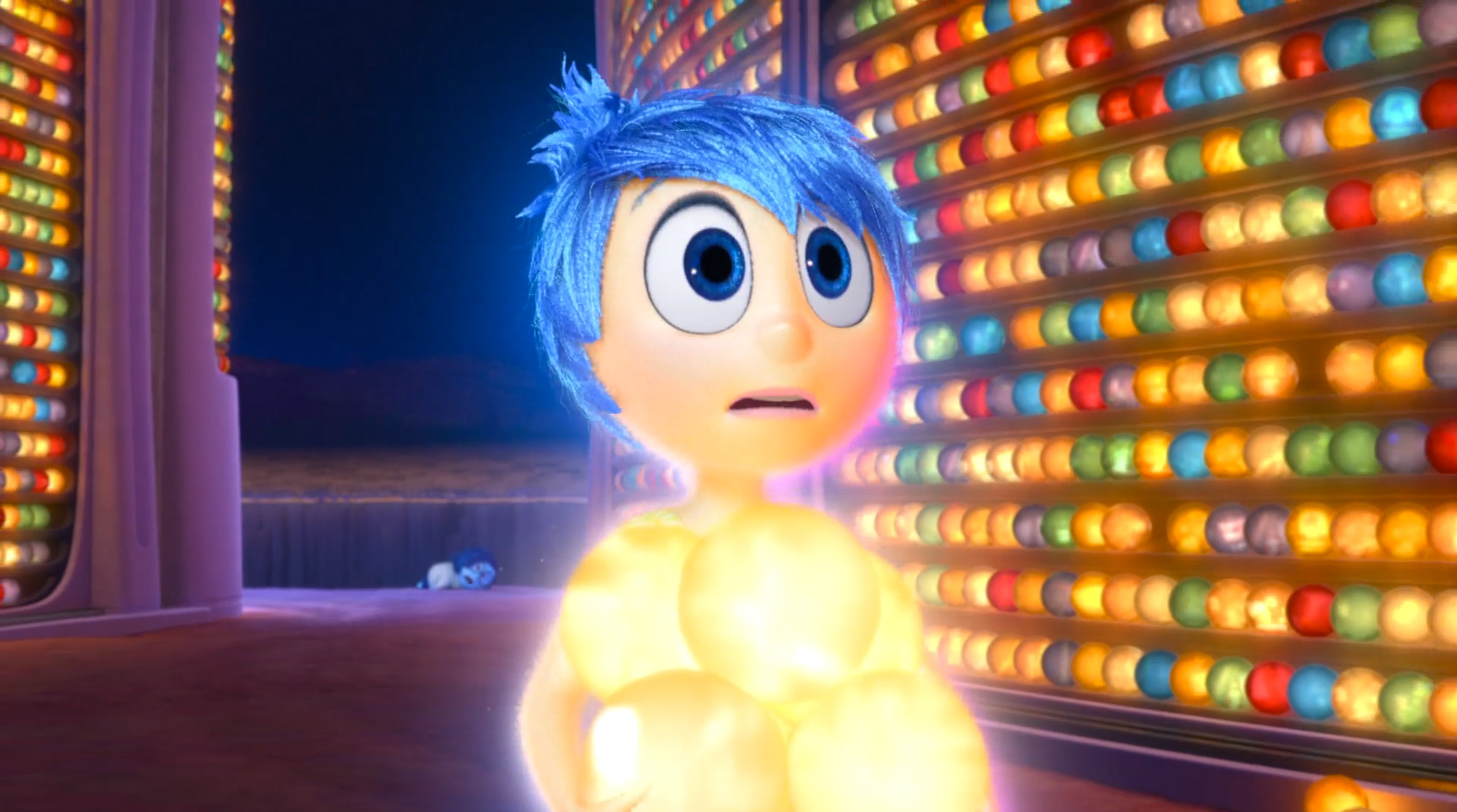 Inside Out Offers Important Lessons for Grieving Children and Adults