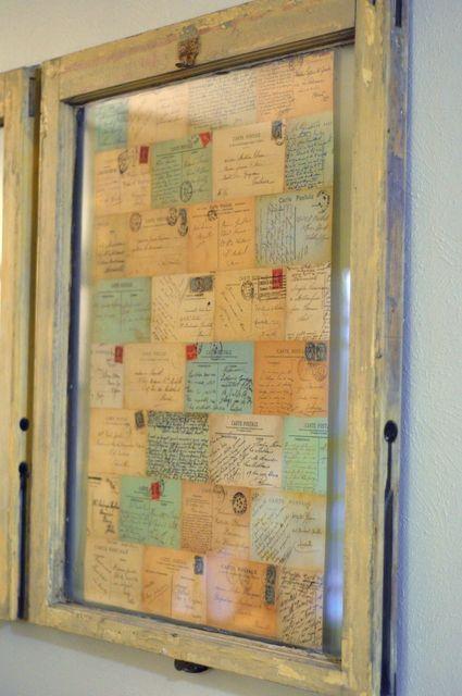 preserving old letters