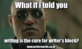 writers block three