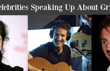 Celebrities Speaking Up About Grief: Volume 13