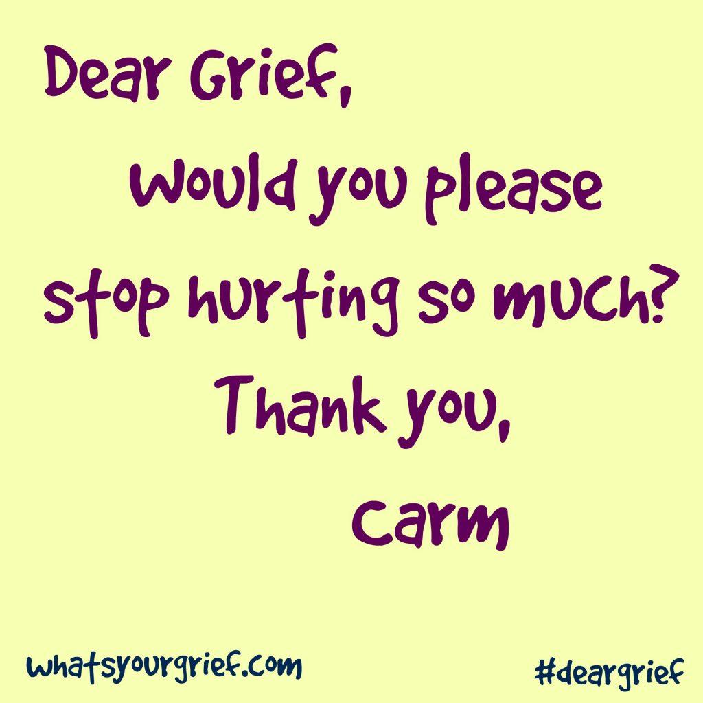dear grief 3