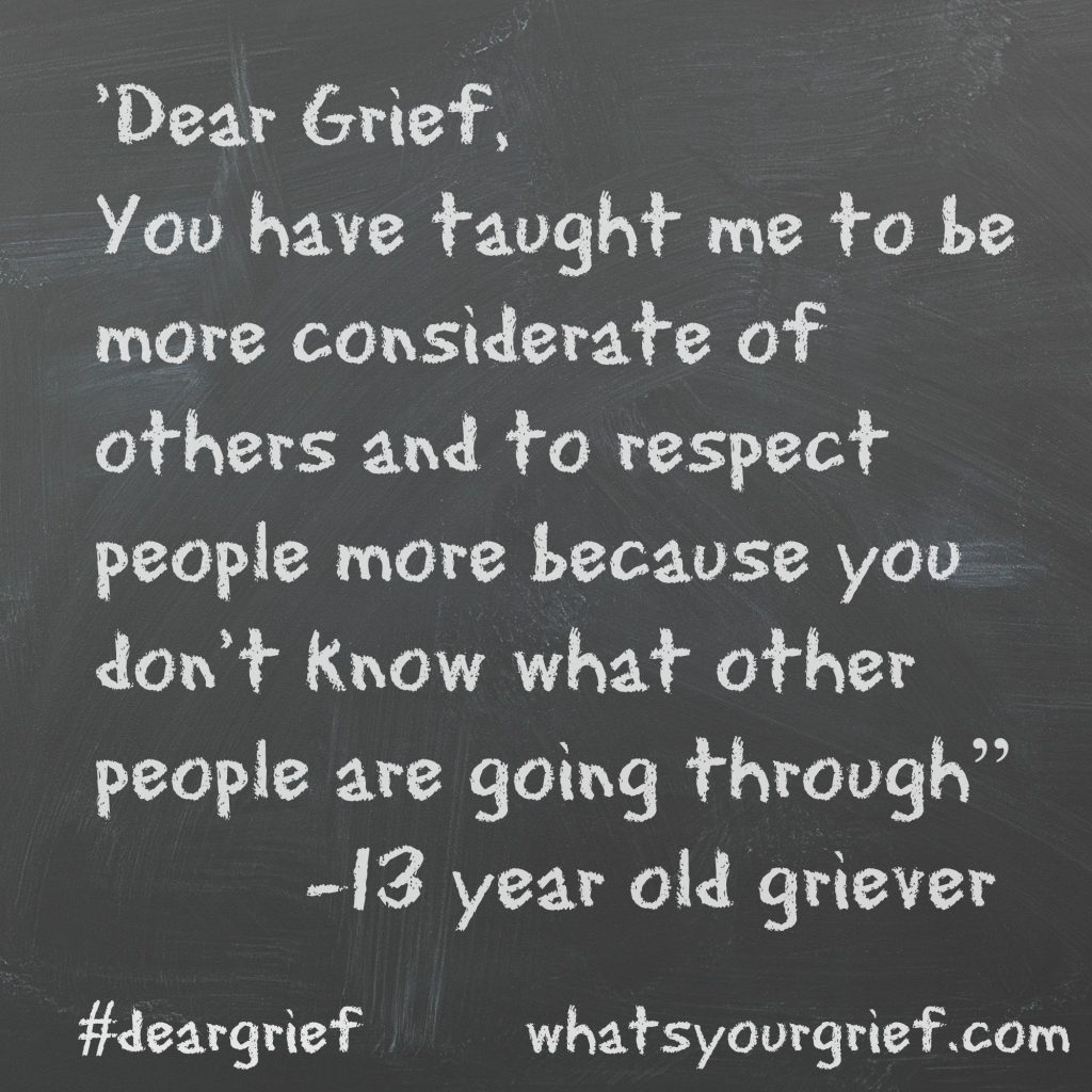dear grief 7