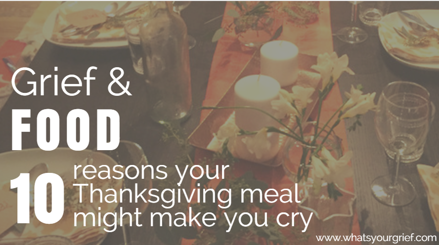 thanksgiving grief