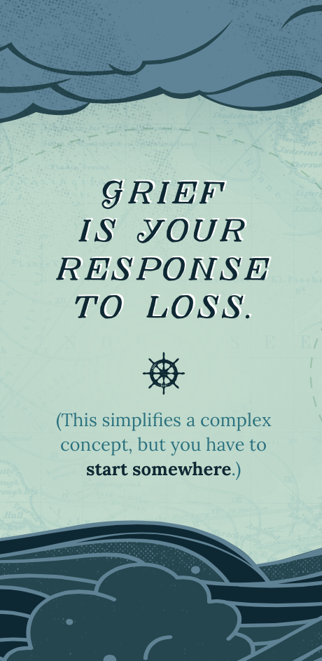 A Beginner's Guide to Navigating Grief