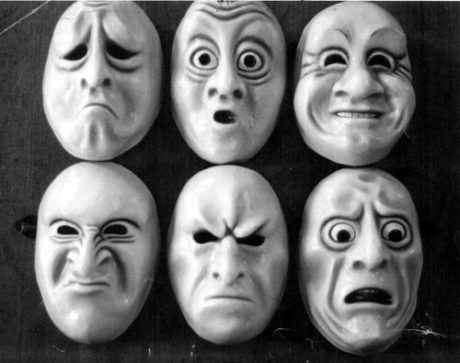 myth one: There are good emotions and there are bad emotions.