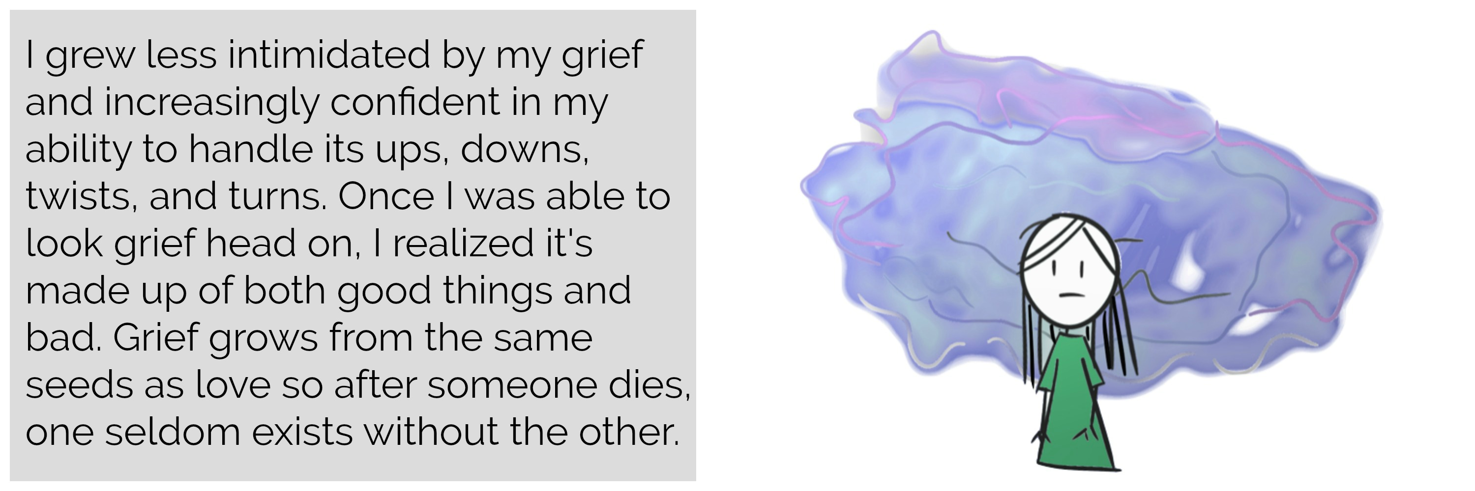 What it Means to Change Your Relationship With Grief What s Your