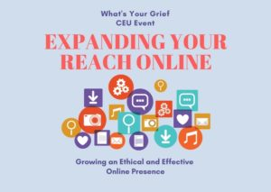 expanding your reach online