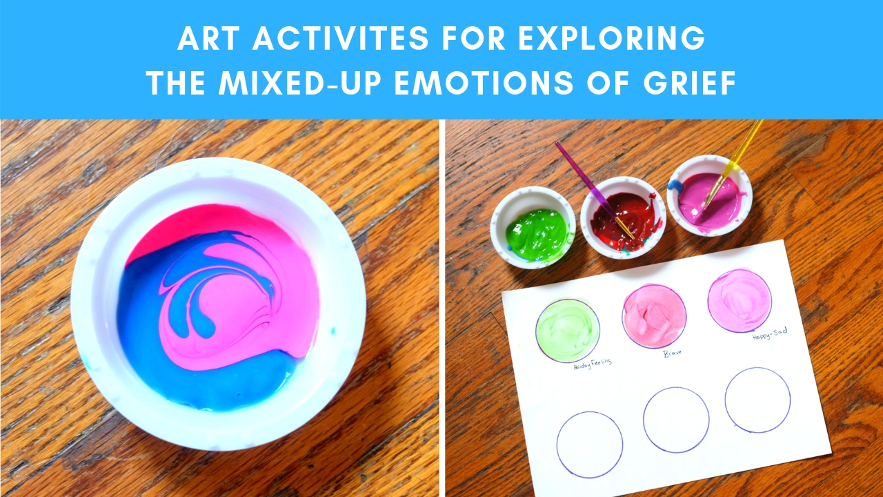emotion art activities