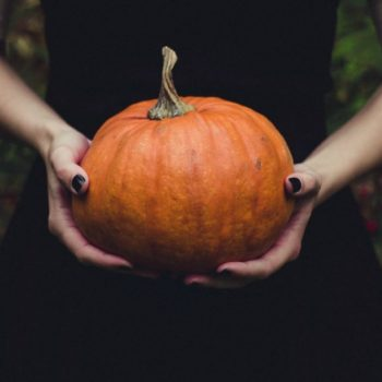 Grief at Halloween: It's Spooky Scary