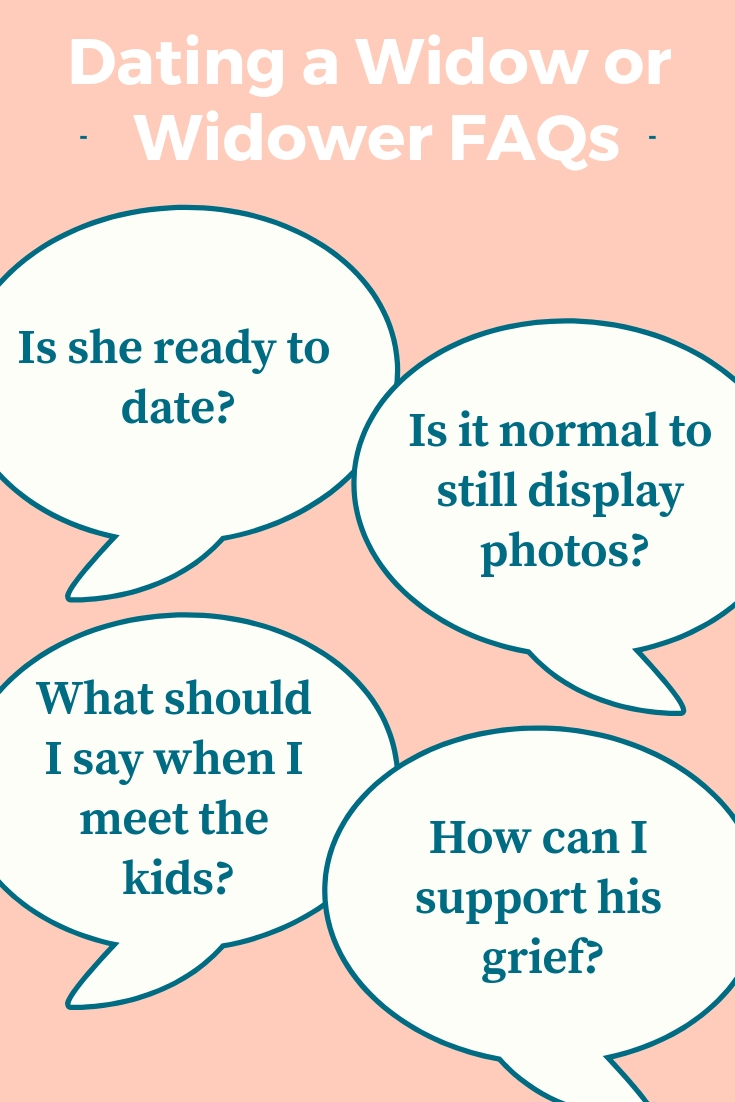 In this post, we answer many of the questions we commonly receive from people who are dating a widow or widower.