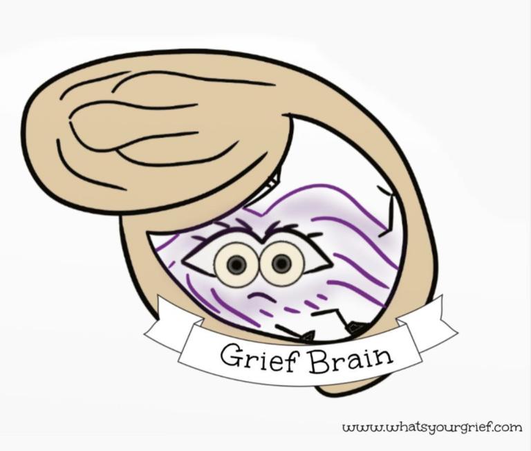 grief brain