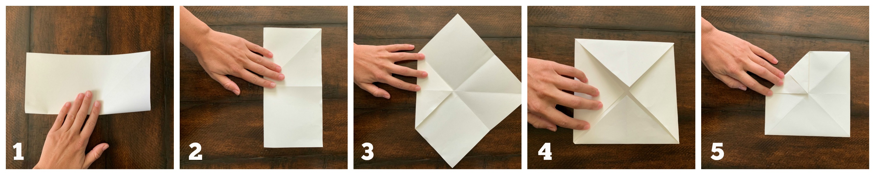 Paper Fortune Teller for Coping With Grief