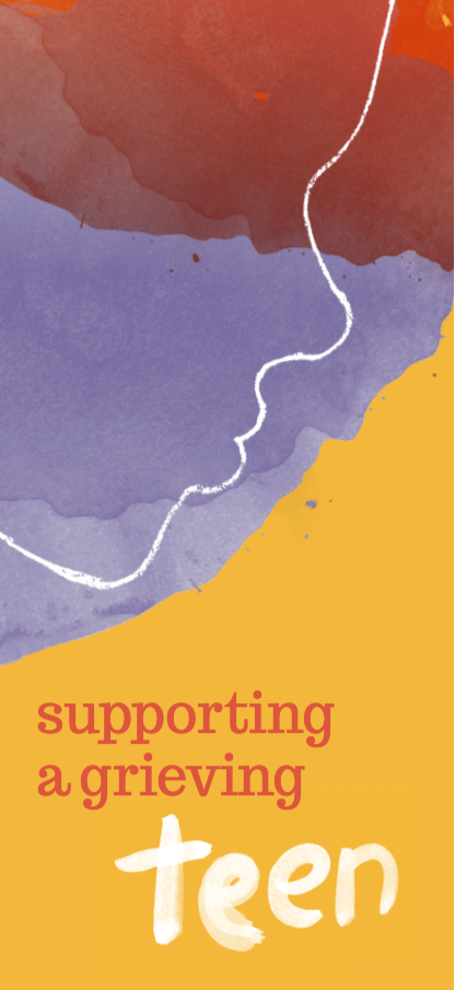 Supporting a Grieving Teen - 50 Pack