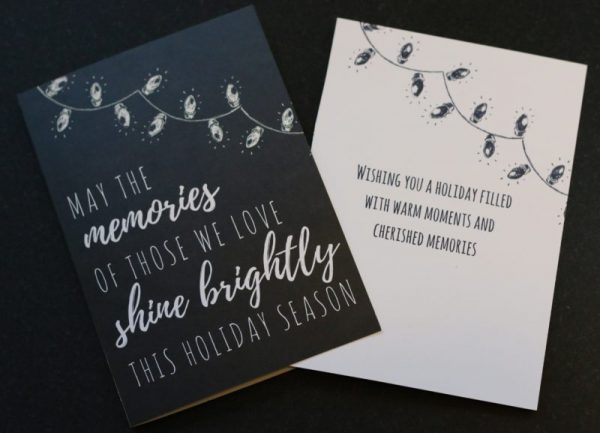 What's Your Grief Holiday Card -Pack of 10