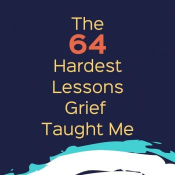 grief lessons text