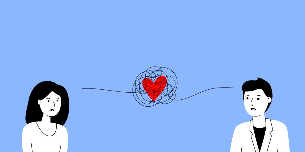 breakup grief