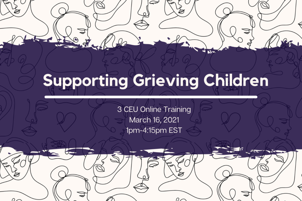 supporting grieving children